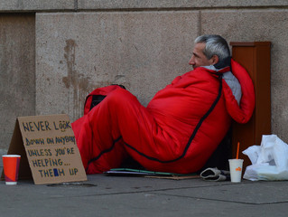 Government Pledges £100m To End Homelessness By 2027