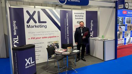XL Marketing at the CV Show