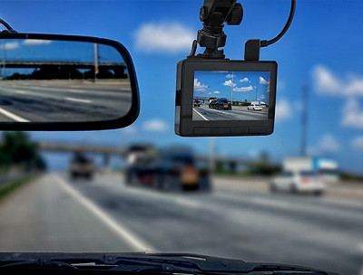Dashcam: a 'game changer' in enforcement