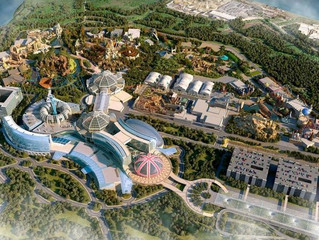 New images show first look of £3.5bn London Resort