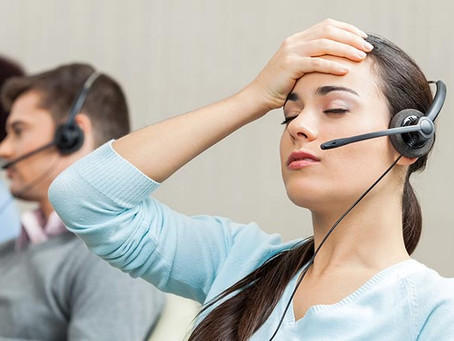 91% of contact centre staff to leave jobs in 2021