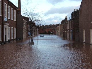 Work on Carlisle flood risk scheme paused