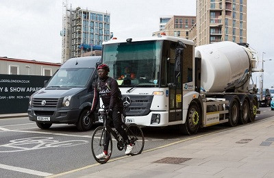 Three months of DVS 'show lorries in London are safer'