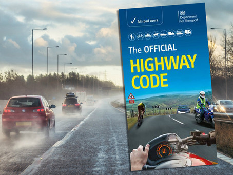Highway Code changes to provide clearer guidance on motorway driving