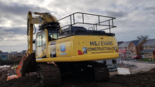 Civils specialist M&J Evans eyes north west expansion