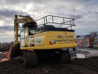 Civils specialist M&J Evans eyes north west expansion
