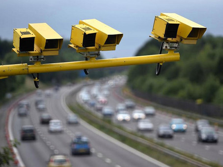 Drivers support wider use of average speed cameras on motorways