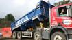 Lack of lorry drivers fuels materials shortage crisis