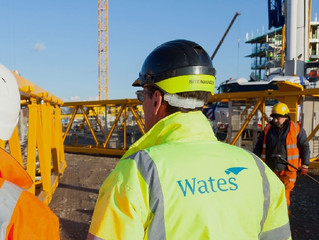 Wates to axe 300 staff in covid-19 downsize