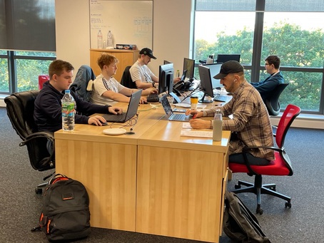 Web Development team continues to grow