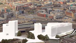 Bristol Uni puts back £300m Temple Quarter start to 2022