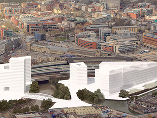 Bristol Uni puts back £300m Temple Quarter start to 2022