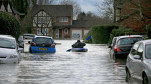 Record £860m pumped into 1,000 flood schemes this year