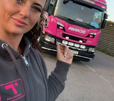 Are women the future of trucking?