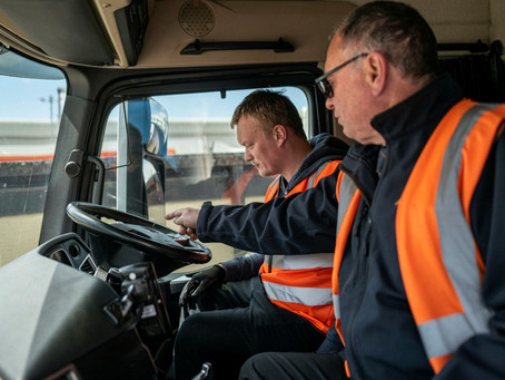 Act today on driver shortage
