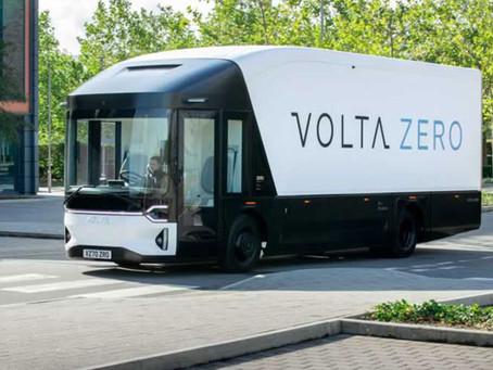 Volta Trucks to debut the full−electric Volta Zero at ITT Hub