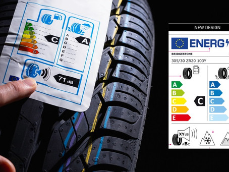 New labelling for tyres seeks to highlight efficiency and performance