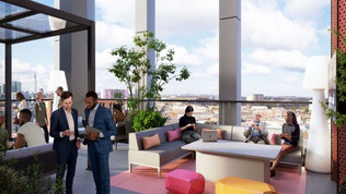 Construction underway on Birmingham's first smart building