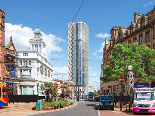39 storey tower is given the go-ahead in Sheffield