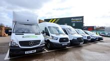 Europcar Vans & Trucks showcases flexible fleet solutions for the construction sector