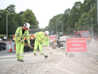 Surrey council launches 'innovative' £2.5bn highways contract