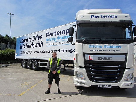 Fleet Source appoints Pertemps Driver Training