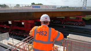 Five more tech firms join HS2 Innovation Accelerator initiative
