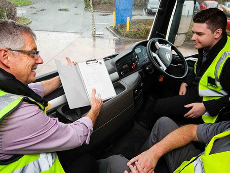 Specialised driver training centre wins new DVSA endorsement