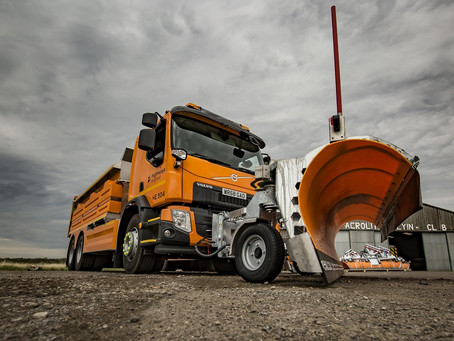 New gritters take to the road