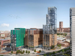 Go-ahead for Liverpool 650 flats and hotel scheme