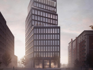 Hotel & office block plan for Manchester Mayfield scheme