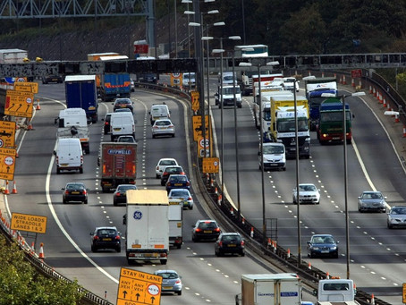 Highways England to raise motorway roadworks speed limit