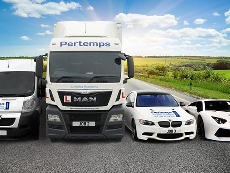 PRIM Fleet Standards awards Pertemps Driver Training with Ambassador status
