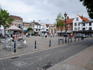 The future of the high street: Fewer products and more people