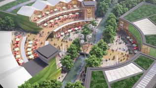 B&K backs £400m Hertfordshire town centre scheme