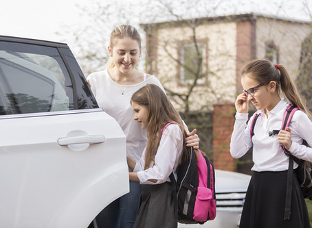 Back to school - tips from IAM RoadSmart