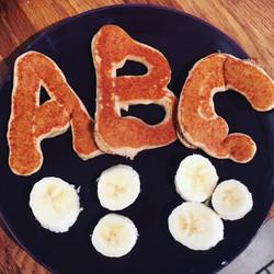 Literacy Pancakes