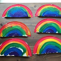 Somewhere over the rainbow 🌈🌈