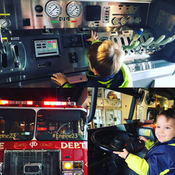Fire station Story time