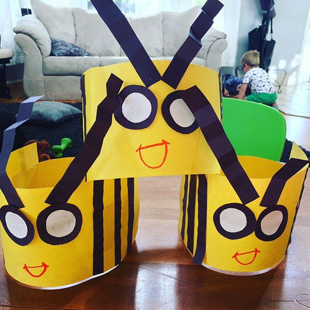 Bumblebee Hats
