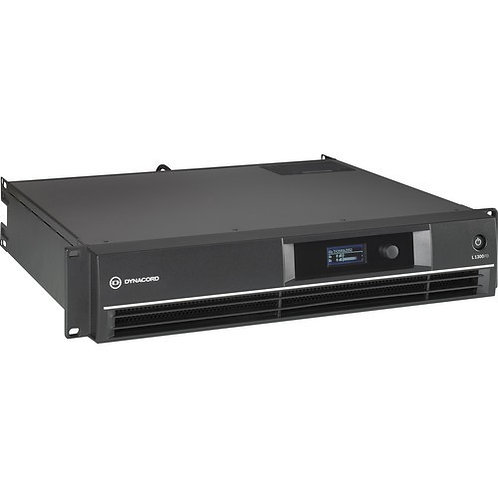 L3600 FD 2X1800 4 OHM AMP DYNACORD 230V