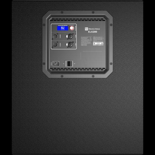 "ELECTROVOICE ELX200-18SP 18"" SUB BAJO ACTIVO"
