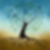 Tree with roots and sky.png