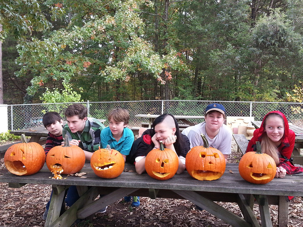 Youth Jack-o-lanterns