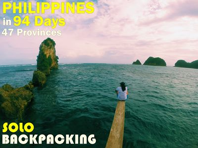 PILIPINAS SOLO BACKPACKING