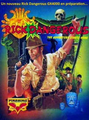 Rick Dangerous is back ?