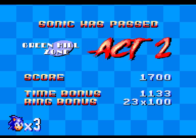Des nouvelles sur le développement de Sonic
