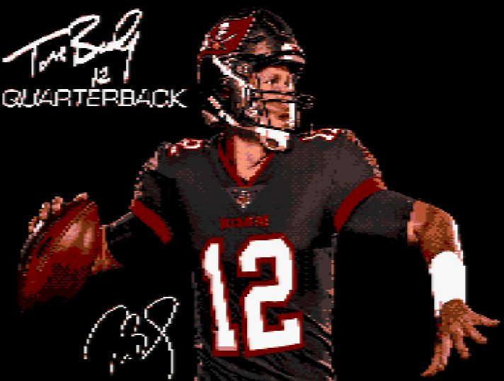 Tom Brady 12 Quarterback