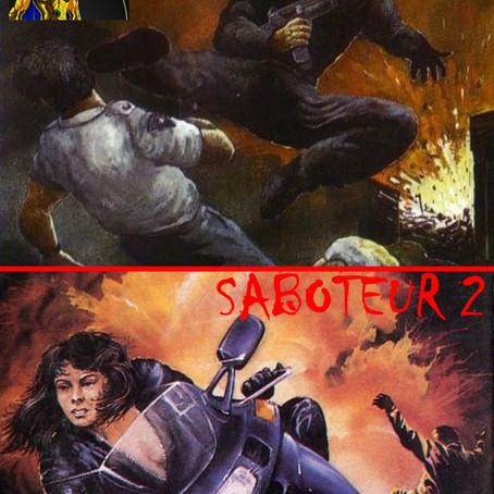 La série des Saboteurs arrive sur GX4000 !