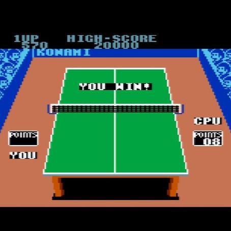 Konami Ping Pong   *** Disponible ***